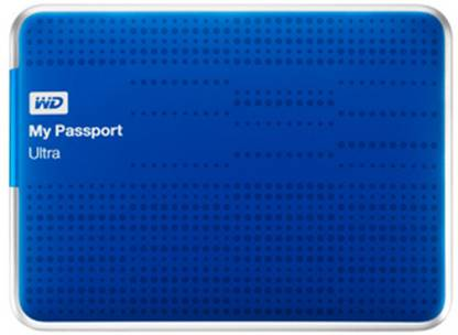 WD Passport Ultra 2.5 inch 2 TB External Hard Drive