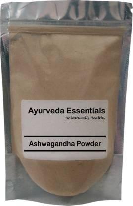 Ayurveda Essentials 100% Pure Ashwagandha Root Powder