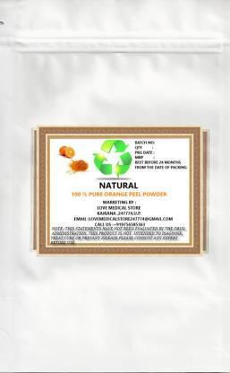 NATURAL ORANGE PEEL POWDER