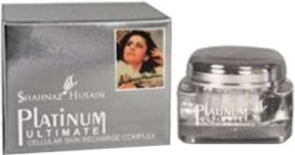 Shahnaz Husain Platinum Ultimate Cellular Skin Recharge Complex