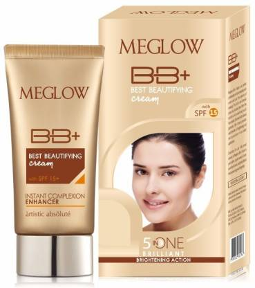 meglow BB cream