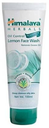 HIMALAYA Oil Control Lemon and Honey  Face Wash