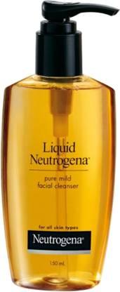 Neutrogena Liquid Pure Mild Facial Cleanser
