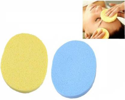 Styler Best Quality Natural Seaweed Facial Cleaning Wash Pad Puff Sponge