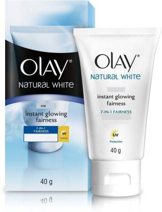 OLAY Natural White 7 In 1 Instant Glowing Fairness