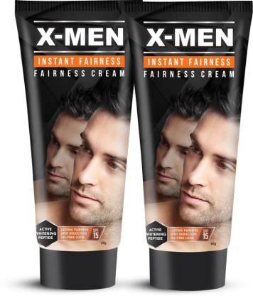 X-Men Instant Fairness Cream SPF 15 (Pack of 2 X 60 gm)