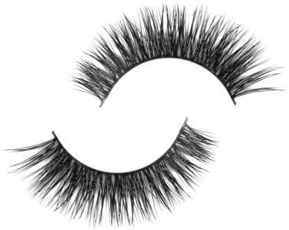 MagiDeal Mink Hair Thick Long Eye Lashes