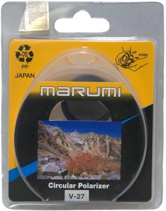 Marumi 27 mm Circular Polarizer Polarizing Filter (CPL)