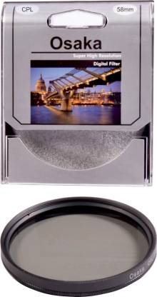 OSAKA 58 mm Circular ( CPL ) Polarizing Filter (CPL)