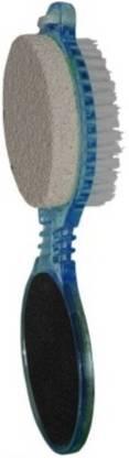 Karirap Foot File with Pedicure Brush