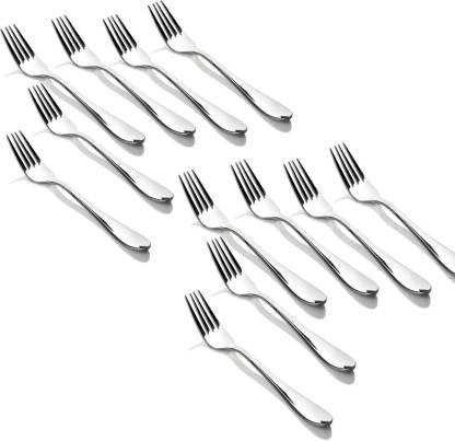 Nxt Gen Steel Dessert Fork