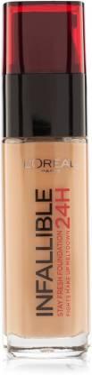 L'Oréal Paris Infallible Makeup Liquid  Foundation