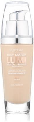 L'Oréal Paris True Match Lumi Healthy Luminous Makeup Foundation