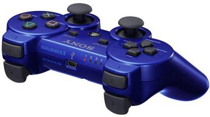 Sony DUALSHOCK3 Wireless Controller
