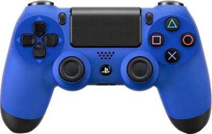 Sony Dualshock 4 Wireless Controller (For PS4) Gamepad (Wave , For PS4)