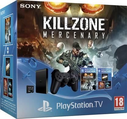 SONY PlayStation TV 1 GB with Killzone Mercenary