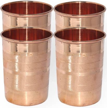 DakshCraft (Pack of 4) DS155 Glass Set