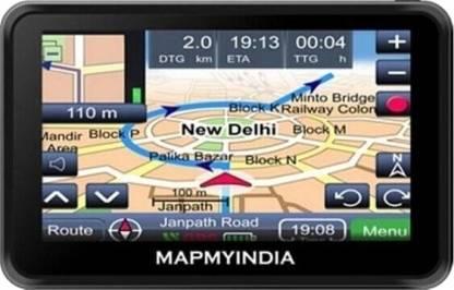 MapmyIndia RoadPilot GPS Device