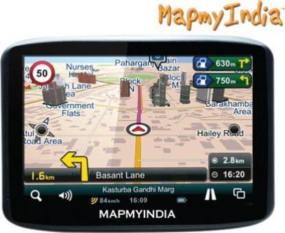 MapmyIndia Zx350 GPS Device