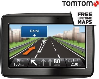 TomTom Via 125 GPS Device