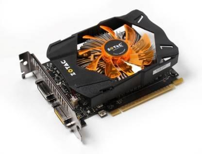 ZOTAC NVIDIA GTX 750TI 2 GB GDDR5 Graphics Card