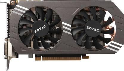 ZOTAC NVIDIA GeForce GTX 970 4 GB GDDR5 Graphics Card