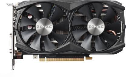 ZOTAC NVIDIA GeForce GTX 960 AMP Edition 2 GB DDR5 Graphics Card