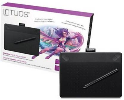 WACOM CTH-490/K1-CX INTUOS 6 x 3.7 inch Graphics Tablet