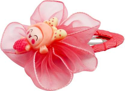 Jewelz Smiley Little Hair Tic Tac Clip
