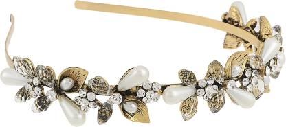 MANSIYAORANGE Latest wedding fashionable Trendy Tiara wedding collection Hair Accessory Set