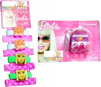 Mamaboo Barbie Hair Accessory Set