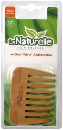Boreal Display Individual Packing Comb Model Le Naturelle Line Afro