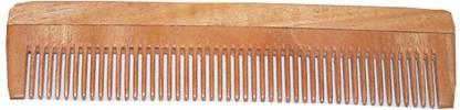 Agrima Fashion Neem Wood Comb