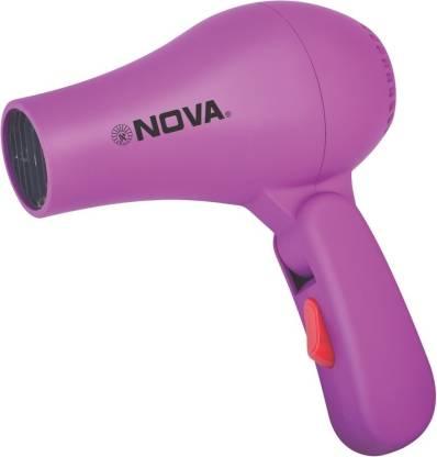 Nova NHD 2850 Hair Dryer 1000 W, Purple  Nova Hair Dryers