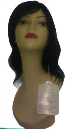 Wig-O-Mania AmberHHMediumWig1B Hair Extension