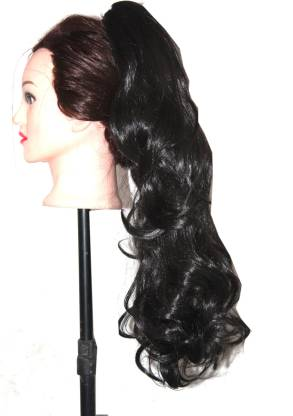 Ritzkart Girls Fashion Style Wavy Long extension Hair Extension