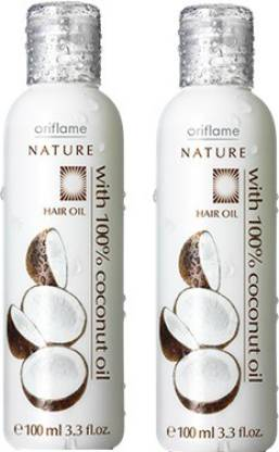 Oriflame Nature 100% Coconut Hair Oil