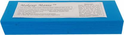 Makeup Mania Waxing Strips - Blue-70 Pcs Strips