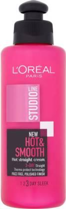 L'Oréal Paris Studio Line Hot and Smooth Straight Cream 3 day Hair Cream