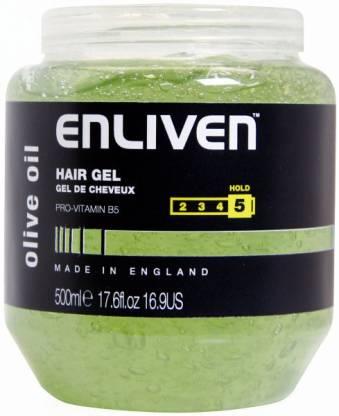 Enliven Olive Oil Hair Gel