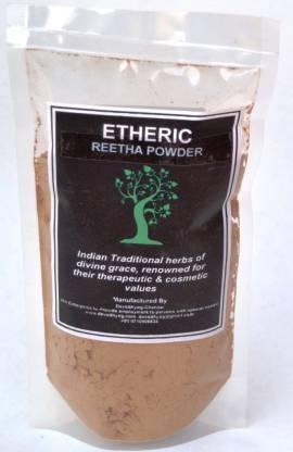Etheric Etheric Areetha (Soap Nut) Powder