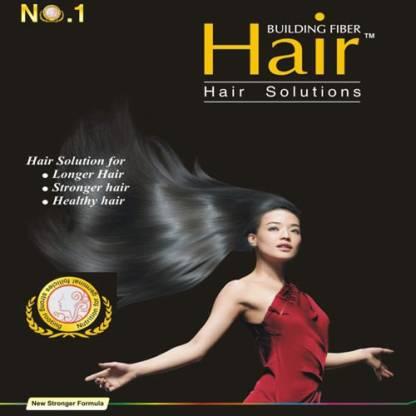 Teleshopping Hair Builder Hair Building Fiber & Hair Growth Liquid