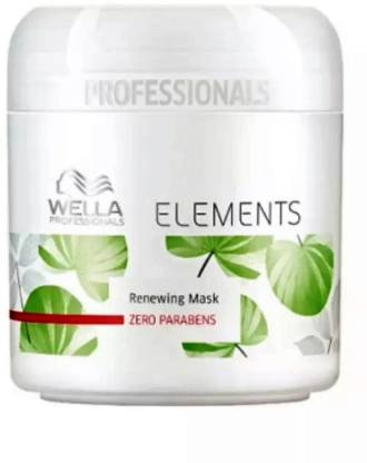 Wella Professionals Professional Elements Renewing Mask - 150 ml