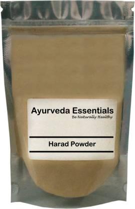 Ayurveda Essentials 100% Pure and Natural Harad Powder 100 g (Seed Less))