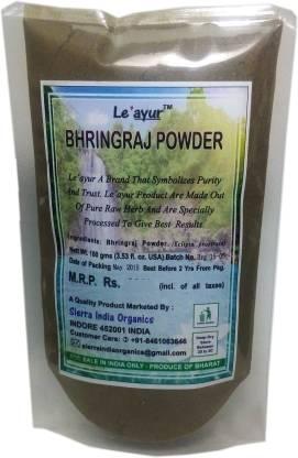 Le'ayur Bhringraj (Eclipta Prostrata ) Powder