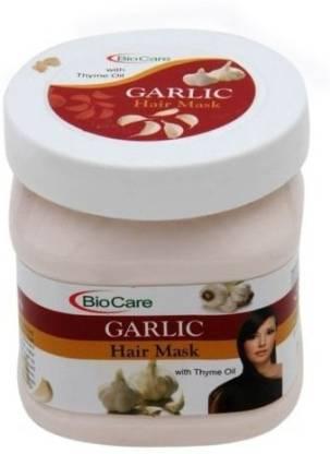 BIOCARE Hair Mask Garlic