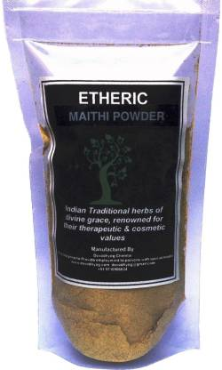 Etheric Natural Fenugreek ( Methi) Powder