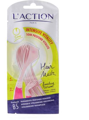 L'action INTENSIVE VITALITY-HAIR MASK
