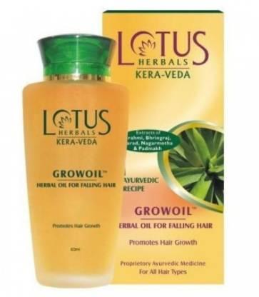 Louis herbals Kera-Veda Herbal Growoil