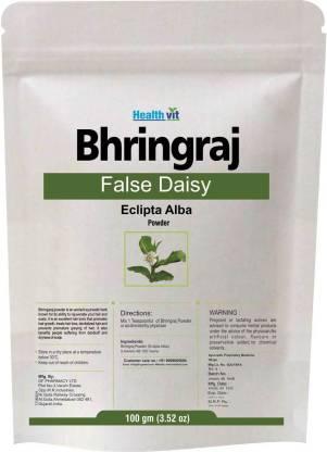 HealthVit Bhringraj /False Daisy (Eclipta Alba) Powder 100gms
